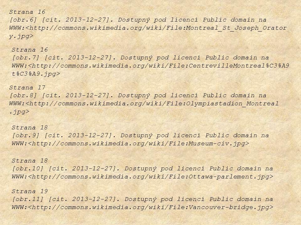 Strana 16 [obr.6] [cit. 2013-12-27]. Dostupný pod licencí Public domain na.